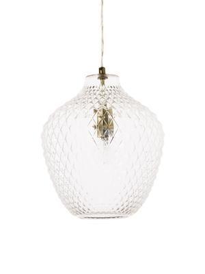 Kleine hanglamp Lee van glas