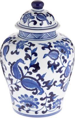Wazon z porcelany z pokrywką Annabelle