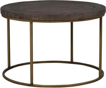 Stolik kawowy w stylu industrialnym Dalton