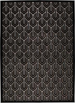Teppich Beverly im Retro Style mit Hoch-Tief-Struktur