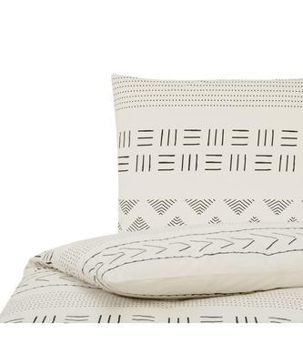 Funda nórdica de algodón Kohana, estilo boho