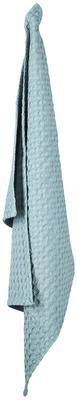 Paños de cocina con estructura gofre de algodón Wanda, 2uds.