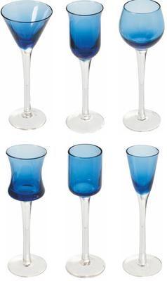 Set 6 bicchieri liquore Chupos
