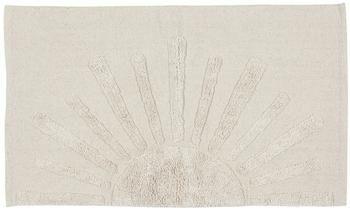 Dywanik łazienkowy z bawełny organicznej Sun