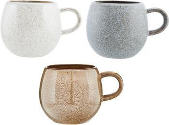Tasse à thé faite main Addison, 3élém.