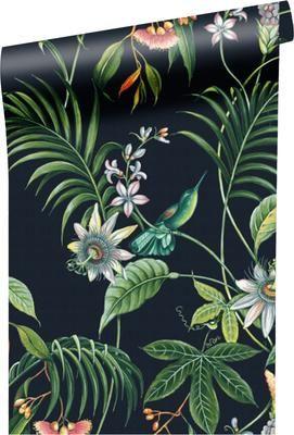 Papel pintado Tropical Leaves