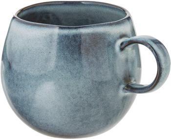 Taza artesanal de gres Sandrine