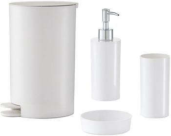 Komplet akcesoriów łazienkowych Maxim, 4 elem.
