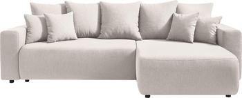 Sofa narożna z funkcją spania i miejscem do przechowywania Elvi