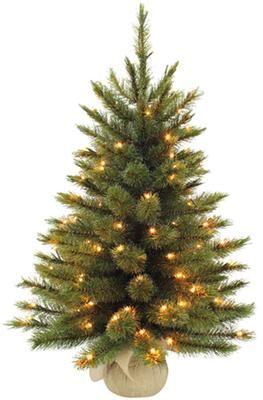 Decoratieve LED kerstboom Forest