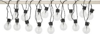 Guirnalda de luces LED Partaj, 950cm, 16 luces