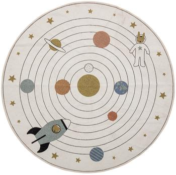 Okrúhly koberec Space