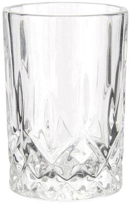 Bicchieri con motivo in rilievo Harvey 4 pz
