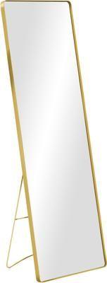 Espejo de pie de metal Stefo