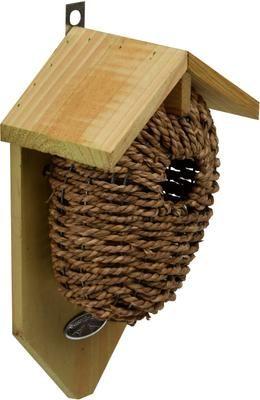 Gniazdo dla strzyżyków  Nest
