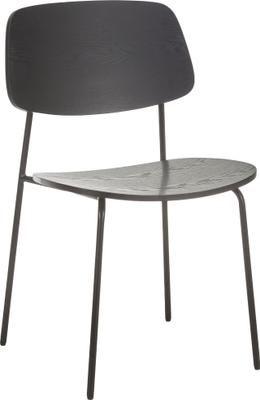 Stolička z dreva Nadja, 2 ks