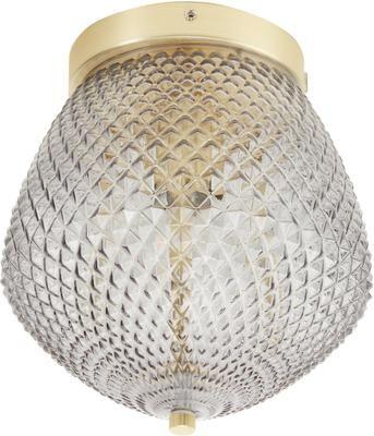 Lampa sufitowa ze szkła Orbiform