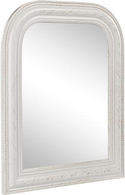 Miroir mural bois blanc Miro