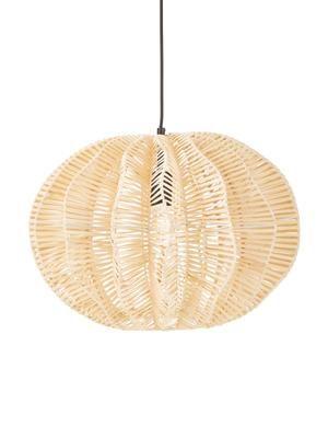 Lámpara de techo de ratán Ufe