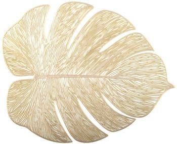Manteles individuales de plástico Leaf, 2uds.