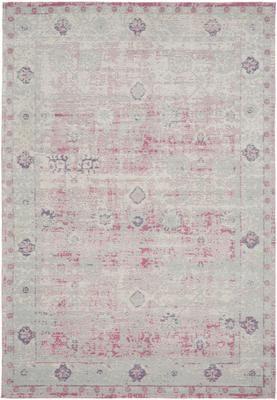 Žinylkový koberec ve vintage stylu Rimini, ručně tkaný