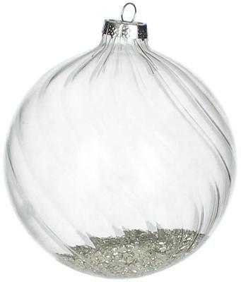 Kerstballen Rill, 2 stuks