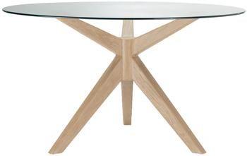Mesa de comedor redonda Malmo
