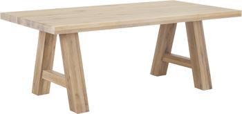 Table à manger bois massif Ashton