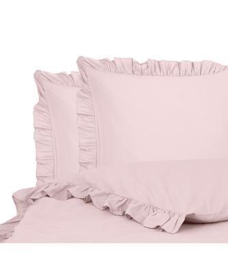 Parure copripiumino in cotone lavato Florence
