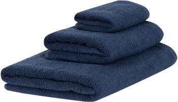 Eenkleurige handdoekenset Comfort, 3-delig