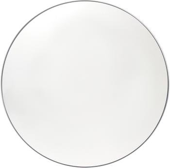 Espejo de pared redondo con marco Ivy