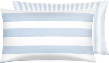 Funda de almohada de algodón Lorena, 50x70cm