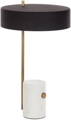 Grande lampe à poser avec pied en marbre Phant