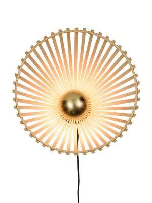 Wandlamp Bromo met stekker