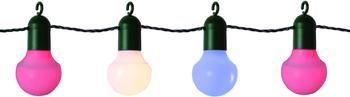 Guirnalda de luces LED Hooky, 1070cm, 20 luces