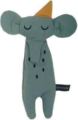 Peluche de algodón ecológico Elephant