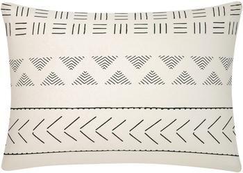 Funda de almohada de algodón Kohana, estilo boho, 50x70cm