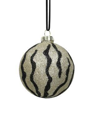 Kerstballen Larisa, 2 stuks