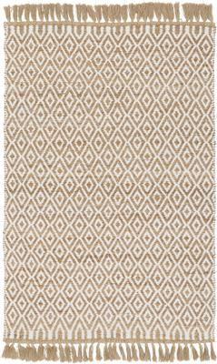 Ręcznie wykonany dywan z juty Ramos