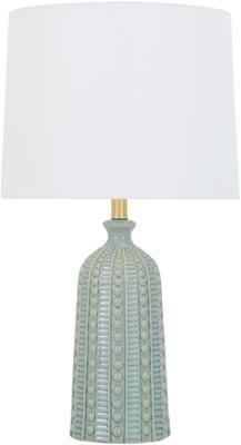 Keramická stolová lampa Nizza
