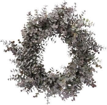 Ręcznie wykonany wieniec eukaliptusowy Eurelia