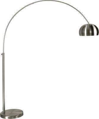 Lampada da terra ad arco regolabile Metal Bow
