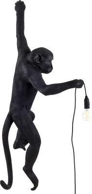 Applique da esterno con spina Monkey