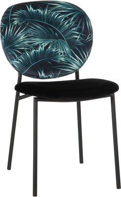 Krzesło tapicerowane Hojas