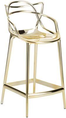 Dizajnová pultová stolička Masters