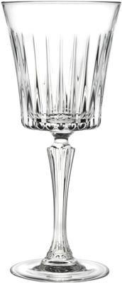Bicchiere da vino rosso in cristallo  Timeless 6 pz