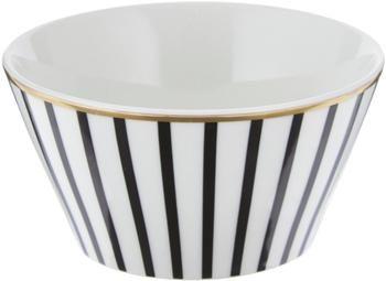 Petit bol design en porcelaine Pluto Loft, 4pièces