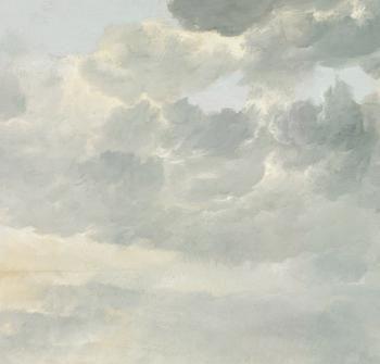 Papel pintado Golden Age Clouds