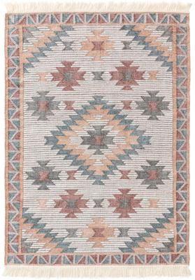 Ręcznie tkany dywan kilim Cari