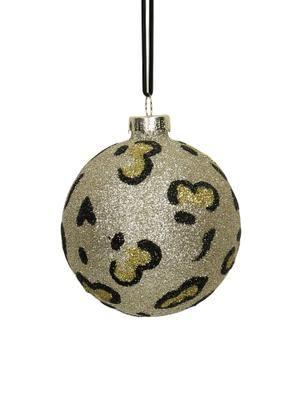 Kerstballen Krave, 2 stuks